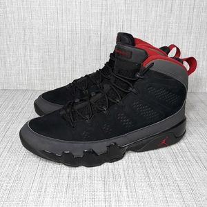 Nike Air Jordan 9 IX CHARCOAL Sz 10.5